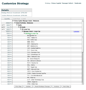 MyVest Customize Strategy 4