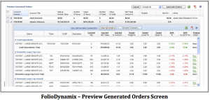 FDx Preview Proposed Orders